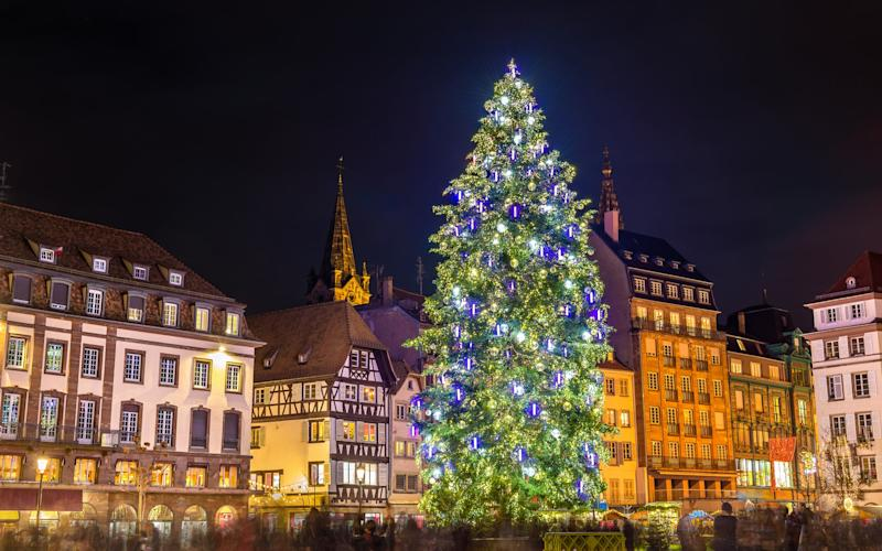 Strasbourg was one of the memorable stops - iStock
