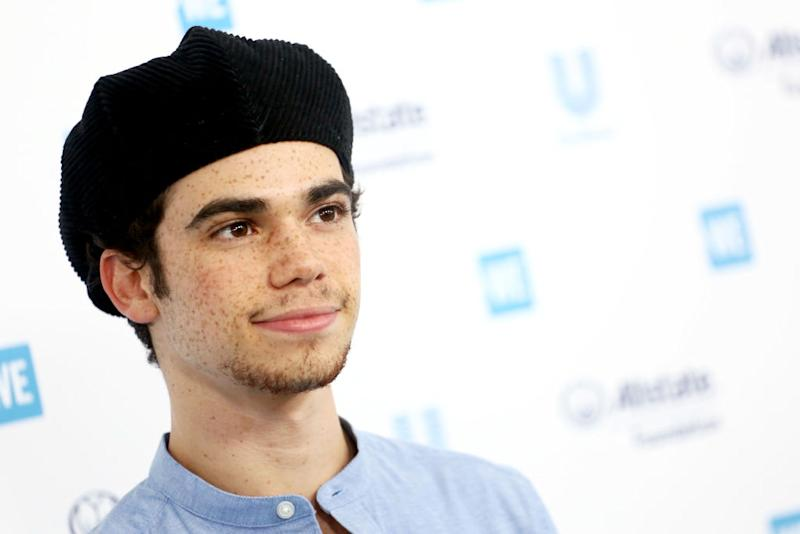 Cameron Boyce tragically died last week as the result of a seizure from epilepsy [Photo: Getty]
