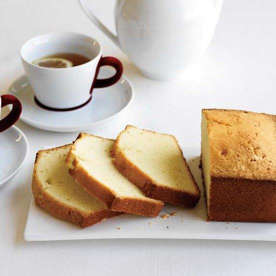 """<p>The French call pound cake <em>quatre-quarts</em> (""""four-fourths"""") because it is made with equal parts flour, sugar, eggs and butter. Pépin's mother, aunt and cousin all have their versions. He likes to fold in candied citrus peels to make a French fruit cake; he also loves plain slices dipped in espresso.</p> <p><strong><em>Essential Pépin: More Than 700 All-Time Favorites from My Life in Food</em>, $21 at <a href=""""https://www.amazon.com/Essential-P%C3%A9pin-More-All-Time-Favorites/dp/0547232799/ref=as_li_ss_tl?ie=UTF8&linkCode=ll1&tag=fwrecipesfromcookbooklegends0315update0120-20&linkId=d2dd17cfa0124c25fdd4639666465e75&language=en_US"""" target=""""_blank"""">amazon.com</a></strong></p><p><a href=""""https://www.foodandwine.com/recipes/jacques-pepins-favorite-pound-cake"""">GO TO RECIPE</a></p>"""