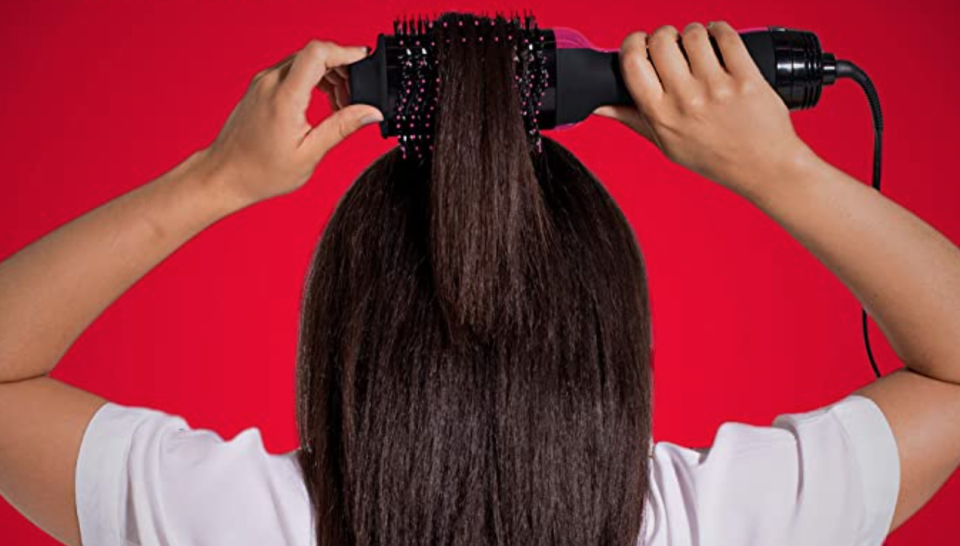 Grab a do-it-yourself blowout multitasker for a steal. (Photo: Amazon)
