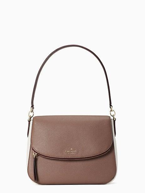 <p><span>Jackson Medium Flap Shoulder Bag</span> ($129, originally $379)</p>