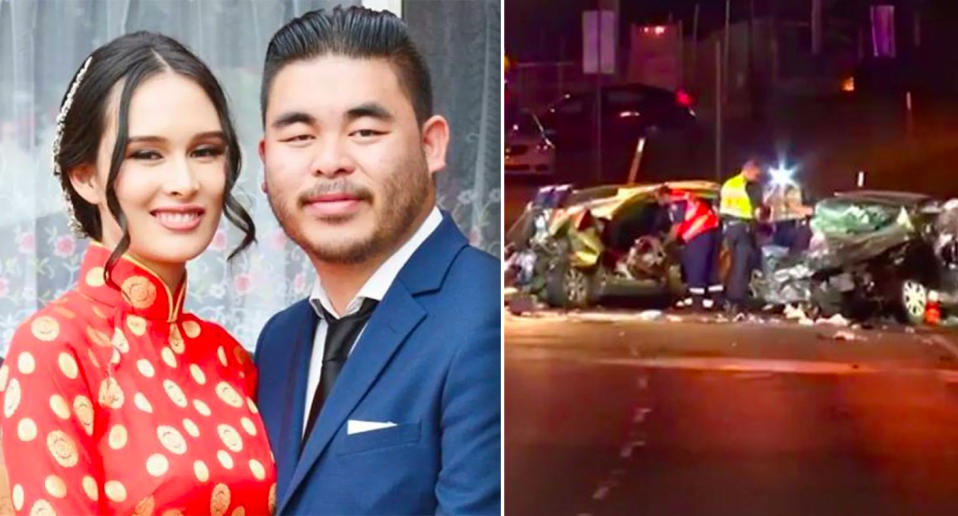 Katherine Hoang and Bronko Hoang were involved in the crash in September 2018.