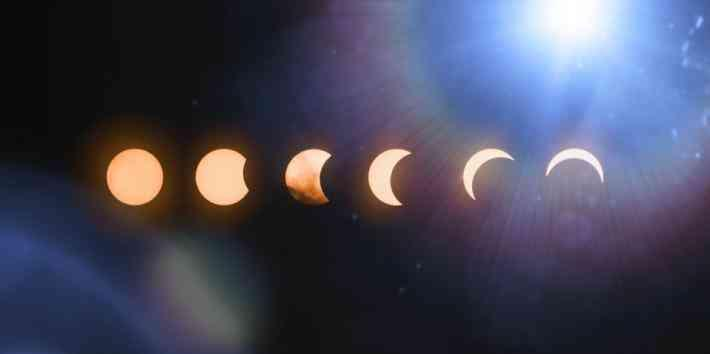 When Is The Next Supermoon? How To See The Friday The 13th July 2018 Partial Solar Eclipse And What It Means In Astrology