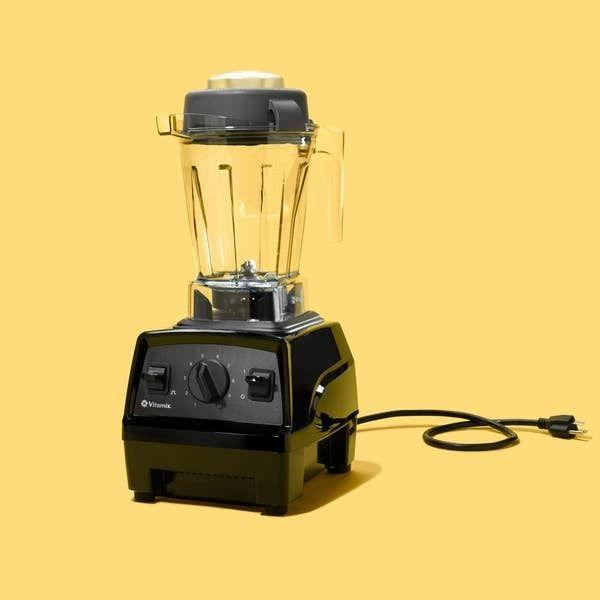 """This can handle the toughest ingredients with ease. You'll be whipping up your own chunky salsas and fresh nut butters in no time.<br /><br /><strong>Promising review:</strong>""""The holy grail blender, y'all. I grew up with a Vitamix (big, tall, classic model), and since being on my own I have really missed it. I tried food processors (because they're cheaper), less expensive blenders, immersion blenders, etc. Nothing came close to what a Vitamix can do. If you're wondering if it's worth the price, I would give a resounding YES.<strong>It's so supportive of a healthy diet (smoothies, soups, scratch-made dips and salsas, nut milks and butters, etc.), and it's stupid easy to use AND clean.</strong>What sold me ultimately was 1) the smaller size (the classic ones are larger), and 2) I thought about how much I spend (or would like to spend) at my local smoothie/juice bar. A 16 oz. smoothie costs a ridiculous $8-9, and a juice at least that much, if not more. If I could afford it, I would have gotten one daily. So, this Vitamix pays for itself in about a month."""" —<a href=""""https://www.amazon.com/dp/B0758JHZM3?tag=huffpost-bfsyndication-20&ascsubtag=5833640%2C14%2C43%2Cd%2C0%2C0%2C0%2C962%3A1%3B901%3A2%3B900%3A2%3B974%3A3%3B975%3A2%3B982%3A2%2C0%2C0"""" target=""""_blank"""" rel=""""noopener noreferrer"""">lovespuppies<br /></a><br /><strong>Get it from Amazon for<a href=""""https://www.amazon.com/dp/B0758JHZM3?tag=huffpost-bfsyndication-20&ascsubtag=5833640%2C14%2C43%2Cd%2C0%2C0%2C0%2C962%3A1%3B901%3A2%3B900%3A2%3B974%3A3%3B975%3A2%3B982%3A2%2C0%2C0"""" target=""""_blank"""" rel=""""noopener noreferrer"""">$272.42+</a>(available in three colors and four styles).</strong>"""
