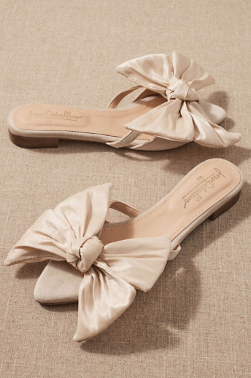 Jessi Caballero 'Bourne' Mules (Photo via BHLDN)