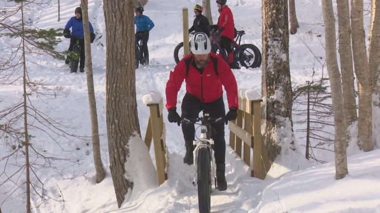 P.E.I. fatbikers say the sport is growing on the Island