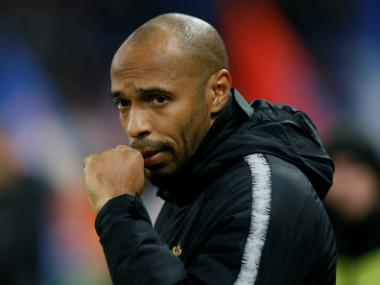 Thierry Henry still keen on proving his worth as manager despite disastrous tenure at Monaco
