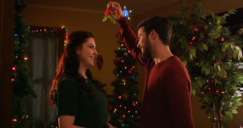 <p><strong>Monday, November 30 at 8 p.m. </strong></p><p>Realtor Julia Rogers (played by <strong>Lexi Giovagnoli</strong>) is all work and no play. So much so, that she hides out at a Christmas inn with her biggest competitor (played by <strong>Travis Burns</strong>) over the holidays to try to secure the town's newest listing. The two learn that they have more in common than meets the eye — beyond their business dealings.</p>