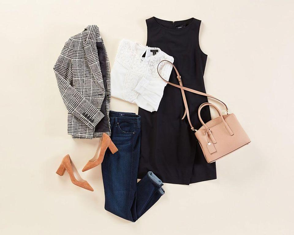 """<p><strong><em>Cost</em>:</strong> $25 styling fee that's credited toward your purchase<br><strong><em>Who it's for:</em></strong> Men and women<strong><br><em>What you get:</em> </strong>10-12 items ranging from $40-$300 to try on at home</p><p>This clothing subscription box from Nordstrom <strong>lets you work directly with a personal stylist that you chat with</strong> through phone, email, or instant messaging. You fill out a style quiz, talk with your stylist about things you might want to try, then get to preview your trunk and make any changes before it ships. And because it's from Nordstrom, there's a wide variety of options from comfortable clothes to more professional attire.</p><p>This service is unique because most other clothing subscription boxes don't give you a say in picking out the garments and don't have you chatting directly with the person making your selections. We got feedback from both men and women on our panel, and they unanimously thought it was easy to use and liked the items their stylists picked out.</p><p>Once you get your trunk, you have five days to try on and pick which items to buy and which to return. Trunk Club lets you get the clothing boxes on demand, or you can sign up for a set schedule to make it more like a subscription service.</p><p><a class=""""link rapid-noclick-resp"""" href=""""https://go.redirectingat.com?id=74968X1596630&url=https%3A%2F%2Fwww.trunkclub.com%2F&sref=https%3A%2F%2Fwww.goodhousekeeping.com%2Fclothing%2Fg31156814%2Fbest-clothing-subscription-boxes%2F"""" rel=""""nofollow noopener"""" target=""""_blank"""" data-ylk=""""slk:SHOP NOW"""">SHOP NOW</a></p>"""