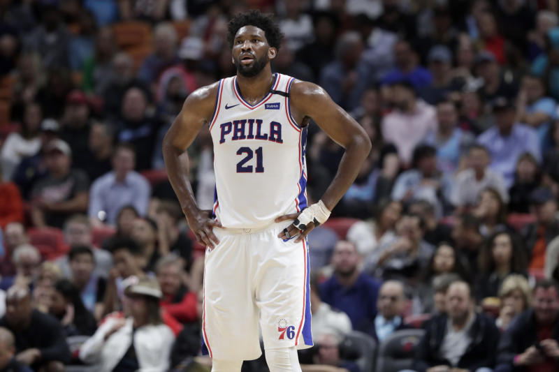 Charles Barkley slammed the Philadelphia 76ers on Thursday night, calling them the Cleveland Browns of the NBA.