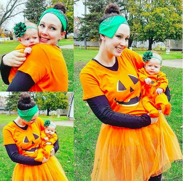 <p>Dress up your little bundle of joy as an adorable little pumpkin. Does it get any cuter than this?! </p>
