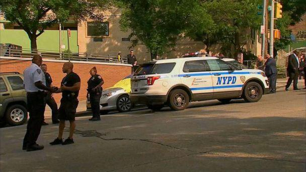 PHOTO: Twin infants were found dead in a hot car in New York City, July 26, 2019, according to police. (WABC)