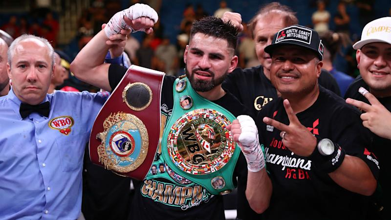 Ramirez eyes Taylor after defending WBC and WBO titles against Postol