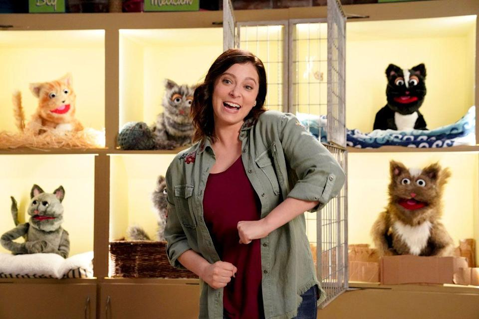 """<p>One way to get over heartbreak is to sing your way through it, just as Rachel Bloom's character, Rebecca Bunch, does in <em>Crazy Ex-Girlfriend</em>. Still head over heels in love with the guy who dumped her ages ago, Rebecca picks up and moves from New York to California just to be closer to him. Although the CW show is coming to an end after just four seasons, it's worth revisiting when you need a pick-me-up. You'll come for the entertaining musical numbers, but stay for the cray cray as Rebecca journeys to find purpose, true love, and happiness. </p><p><a class=""""link rapid-noclick-resp"""" href=""""https://www.netflix.com/watch/80116742?trackId=13752289&tctx=0%2C0%2Cabafe8e368cc5928dd55193c56ad74d288202c90%3A995c304e4898455c9d3cc0c36463bff17428709f%2C%2C"""" rel=""""nofollow noopener"""" target=""""_blank"""" data-ylk=""""slk:Watch Now"""">Watch Now </a></p>"""