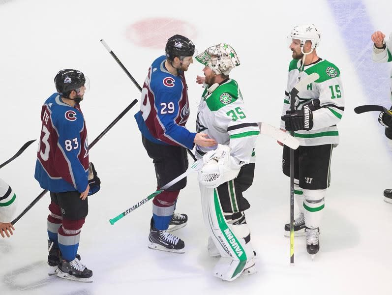 One over Sid: MacKinnon wins Lady Byng for sportsmanship