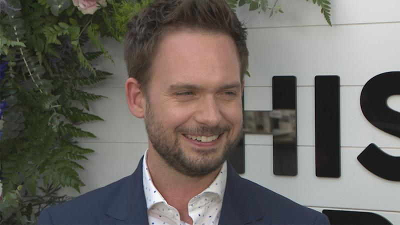 'Suits' Star Patrick J. Adams Apologizes After Being Accused of Bullying Following Royal Wedding