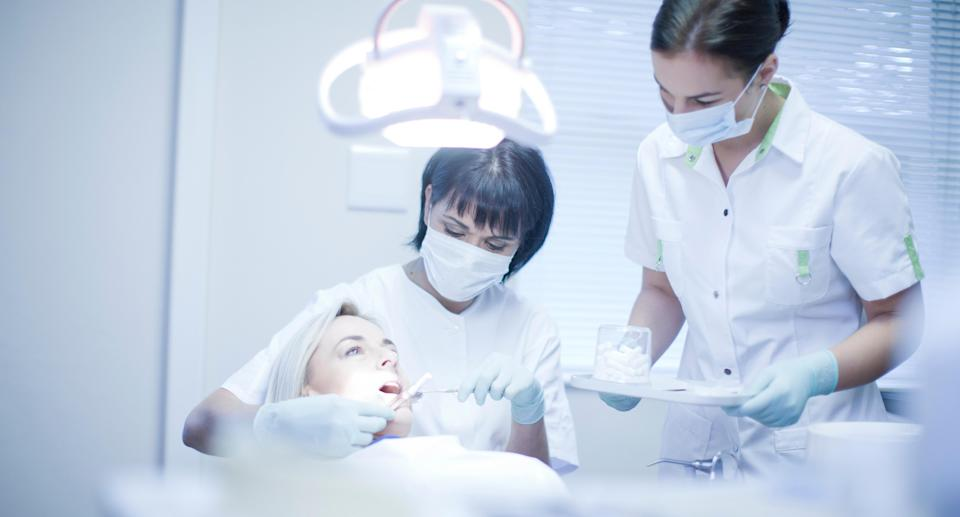 Dentists are vulnerable to contracting a rare, usually fatal lung disease that has no cure. (Photo: Getty Images)