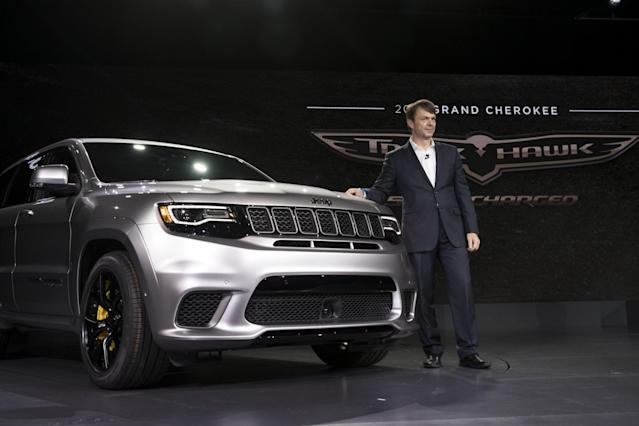 <p>Jeep Cherokee all-wheel-drive SUV<br>(Getty Images) </p>