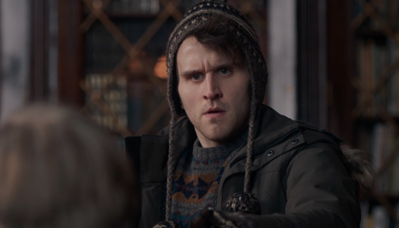 Harry Melling in a still from Say Your Prayers (Central City Media)