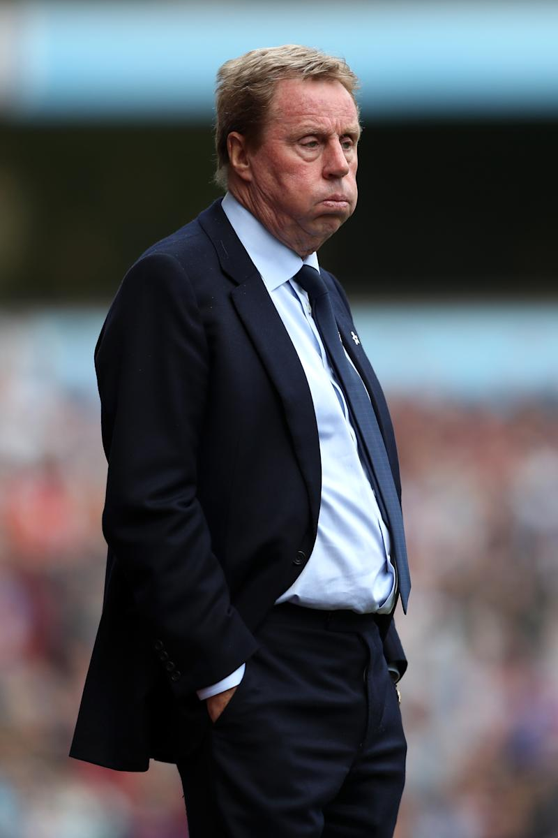 Harry Redknapp claims he was in the SAS and viewers love it