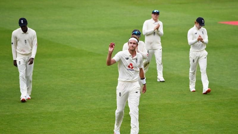 Stuart Broad considered retirement after being dropped against WI