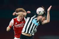 FA Cup - Third Round - Arsenal v Newcastle United