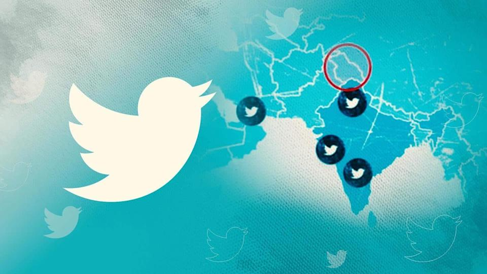 Twitter website displays wrong Indian map. Government may take action