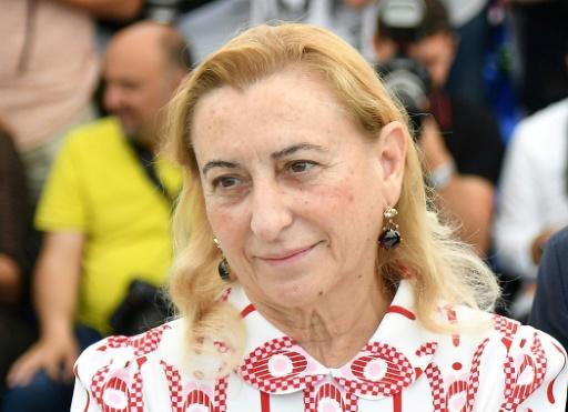 Italian fashion designer Miuccia Prada's company is in hot water over products seen as perpetuating racist stereotypes