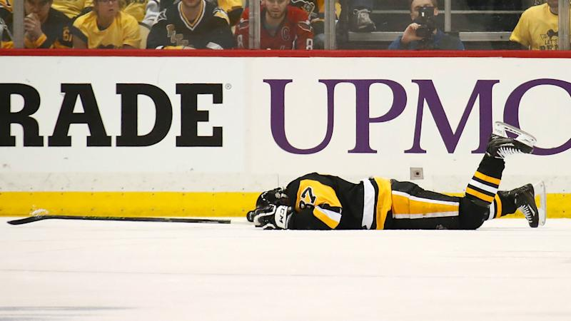 Minus Crosby, Penguins edge Capitals 3-2 to take 3-1 lead