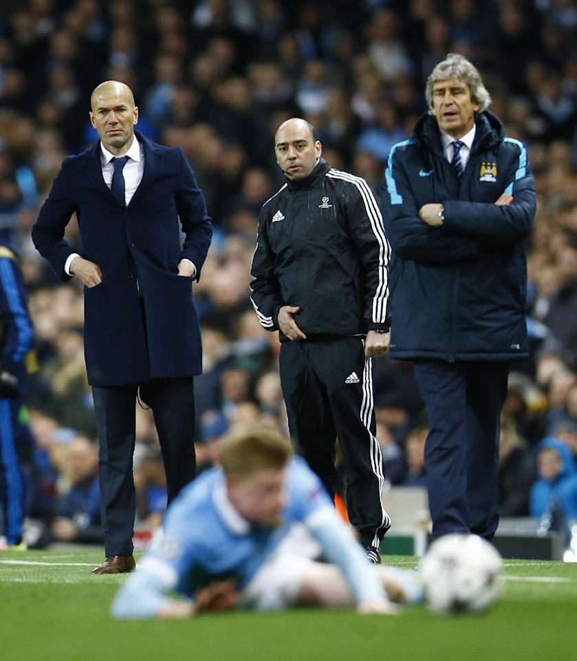 Football Manager Predicts Champions League: Real Madrid Se Lleva Un Empate Ante Manchester City
