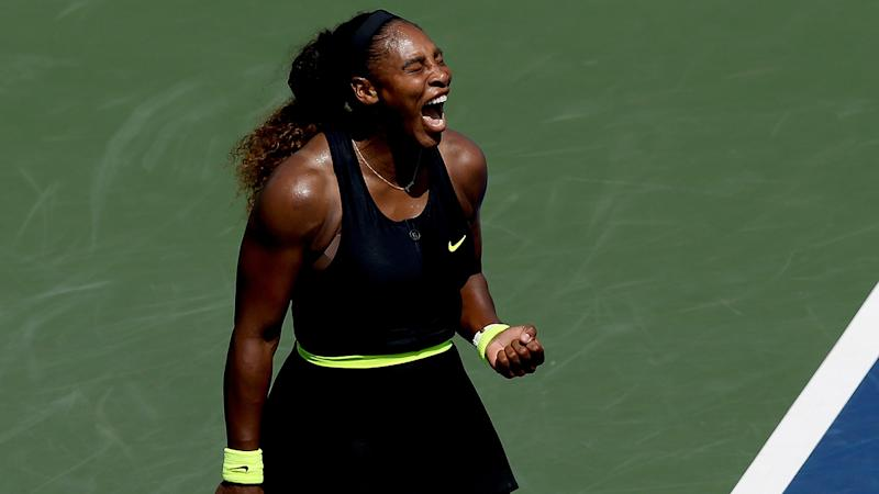Serena Williams has suffered two unexpected losses in the lead-up to the US Open. (Photo by Matthew Stockman/Getty Images)