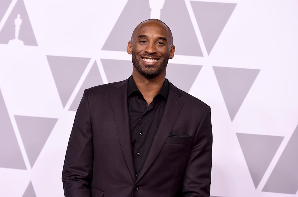 "<p><a href=""https://www.popsugar.com/celebrity/kobe-bryant-dead-47144785"" class=""link rapid-noclick-resp"" rel=""nofollow noopener"" target=""_blank"" data-ylk=""slk:The NBA star died in a helicopter crash"">The NBA star died in a helicopter crash</a> in Calabasas, CA, in January. Kobe was traveling with eight other people, including his 13-year-old daughter Gianna. The aircraft reportedly crashed ""amid foggy conditions"" and a small brush fire erupted. There were no survivors.</p>"
