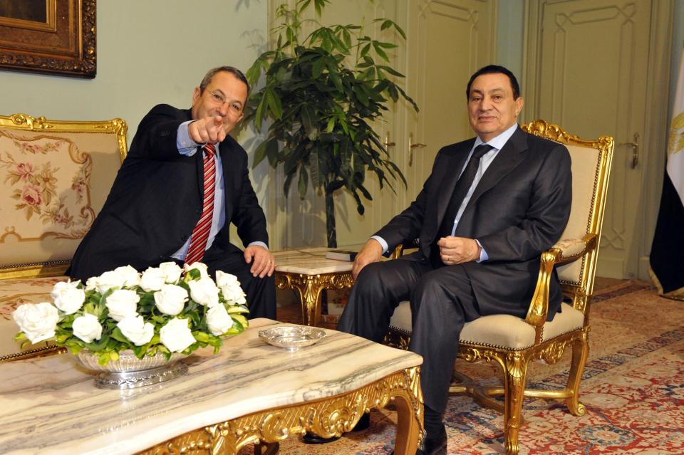<p><b>Hosni Mubarak</b></p> <br><p>A military head for over 30 years, former Egyptian President Hosni Mubarak amassed wealth while his citizens continued to struggle on a daily basis. The 82-year-old dictator was said to have amassed $70 billion over 30 years, with his sons and family controlling and taking cuts on all projects that took place in Egypt. The Mubaraks lived life regally, jetting around the world and living in palaces. </p>