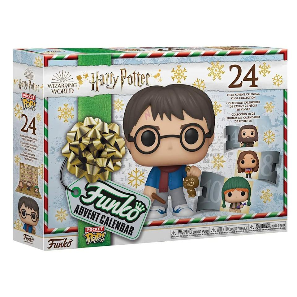 Funko Just Dropped a New Harry Potter Advent Calendar on Amazon