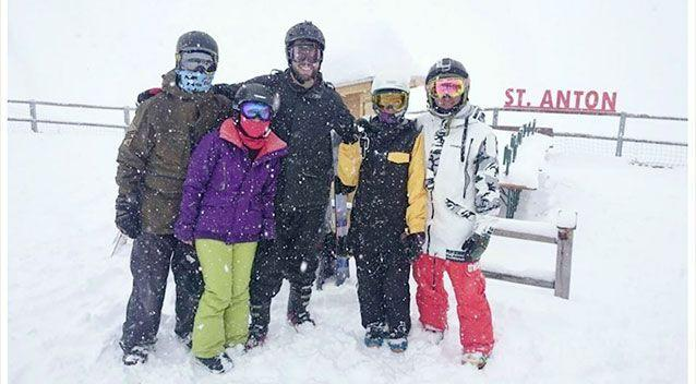 The group of Australians were snowboarding off piste in the Landeck district of the Austrian Alps when tragedy struck. Photo: Facebook