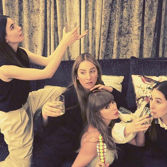 Taylor Swift and Haim had an excellent night