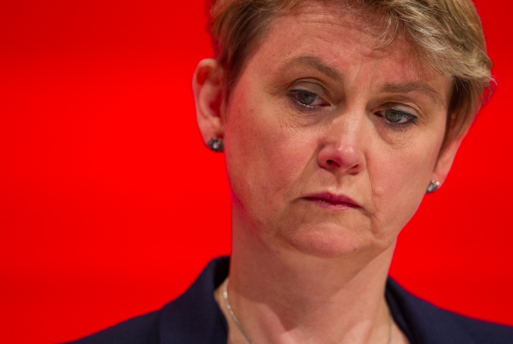 Former leadership candidate Yvette Cooper is thought to be among the Labour MPs set to quit after the election (Rex)