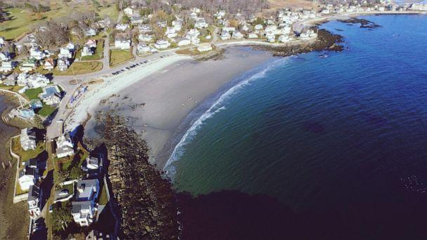 PHOTO:Coastline of Kennebunkport, Maine. (STOCK PHOTO/Getty Images)