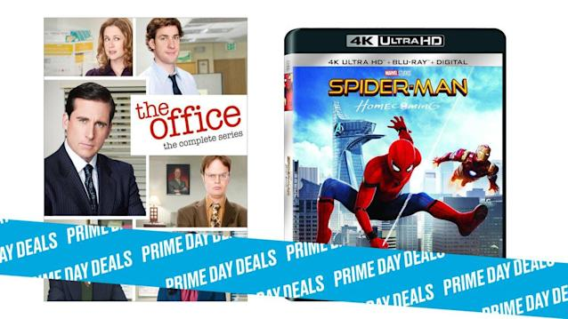 Photo Illustration by Elizabeth Brockway/The Daily Beast * Up to 68% off on hit TV shows and movies. * Sift through a robust selection of binge-worthy TV shows like The Office and The Sopranos, or Blockbuster hit films like A Star is Born and Green Book. * Shop the rest of our other Prime Day deal picks here. Not a Prime member yet? Sign up here.Sometimes, choosing what to watch can take longer than the actual duration of the film or show itself. This great binge-watching selection—including the likes of Spider-Man, Mule, and Mamma Mia! Here We Go Again—is wide enough to please even your pickiest friends, yet limited enough to help you narrow down your decision. | Get it on Amazon > Let Scouted guide you to the best Prime Day deals. Shop Here >Scouted is internet shopping with a pulse. Follow us on Twitter and sign up for our newsletter for even more recommendations and exclusive content. Please note that if you buy something featured in one of our posts, The Daily Beast may collect a share of sales.Read more at The Daily Beast.Get our top stories in your inbox every day. Sign up now!Daily Beast Membership: Beast Inside goes deeper on the stories that matter to you. Learn more.