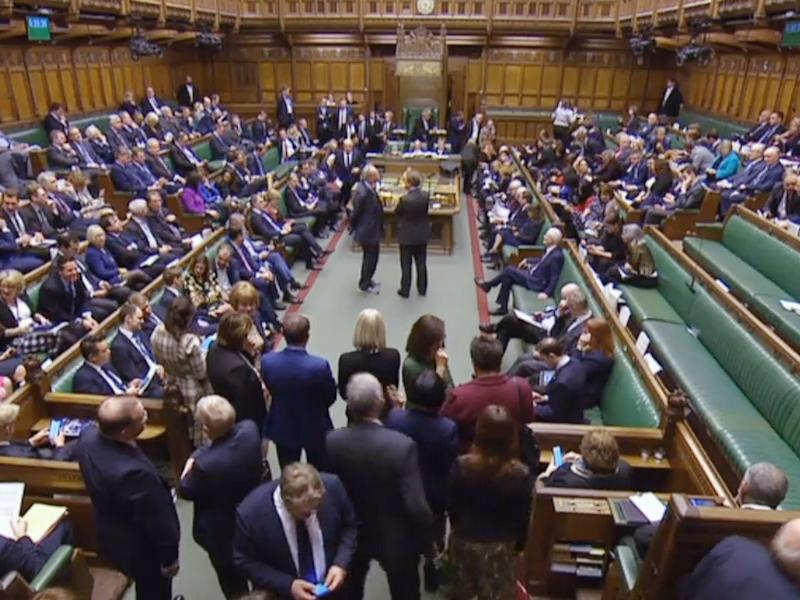 No-deal Brexit would be 'flagrant dereliction of MPs' duty', say businesses