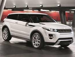 2012 Range Rover Evoque from Land Rover