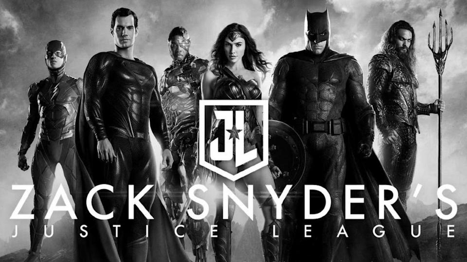 zack snyder's justice league cast