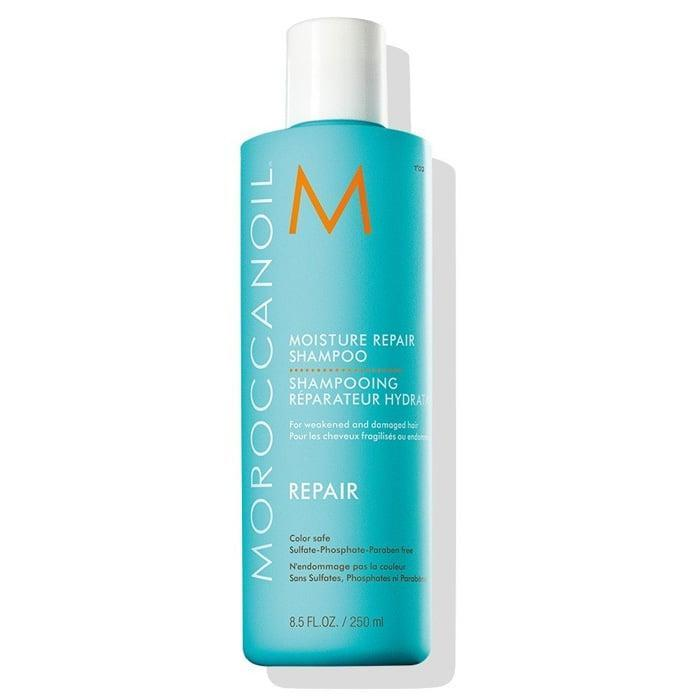 <p>The rich formula in <span>Moroccanoil Moisture Repair Shampoo</span> ($24) is made up of antioxidant-rich argan oil, reconstructive keratin, and fatty acids for bringing dead hair back to life. Reviewers on the brand's site have also hailed the product for its intoxicating scent.</p>