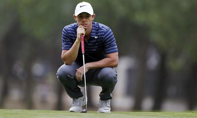 "<span class=""element-image__caption"">Rory McIlroy has suffered an injury-hit season but will hope time off spent working on his short game may pay off.</span> <span class=""element-image__credit"">Photograph: Eduardo Verdugo/AP</span>"