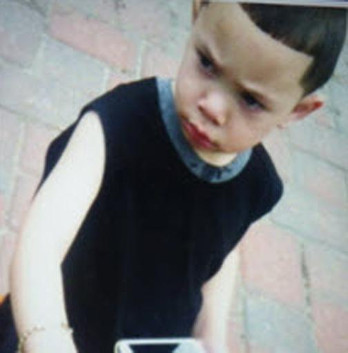 "This undated photo released by the Rhode Island State Police through the Amber Alert website shows two-year-old Isaiah Perez. Two men were arrested in a double homicide and the abduction of Perez from a Rhode Island home, while police continued Sunday Aug. 11, 2013 to search ""any place and every place"" for the child, local police said. (AP Photo)"