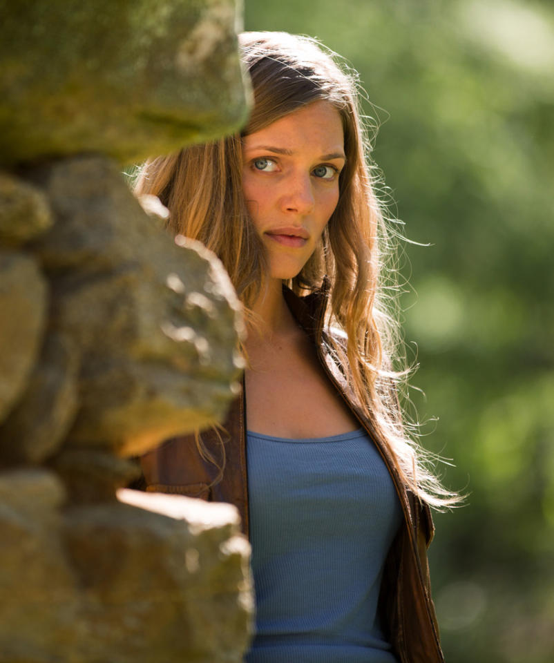 "Tracy Spiridakos stars as Charlie in ""Revolution"" on NBC."