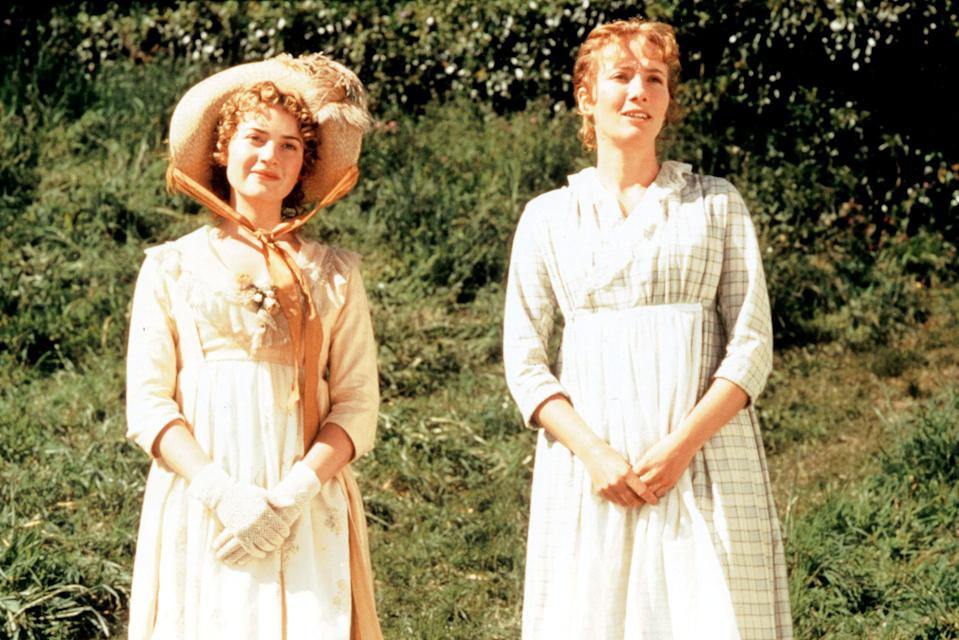 Winslet and Thompson play two very different sistersFilm handout