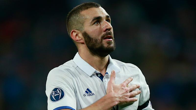 Unstoppable! Benzema strike extends record Real Madrid scoring streak to 50