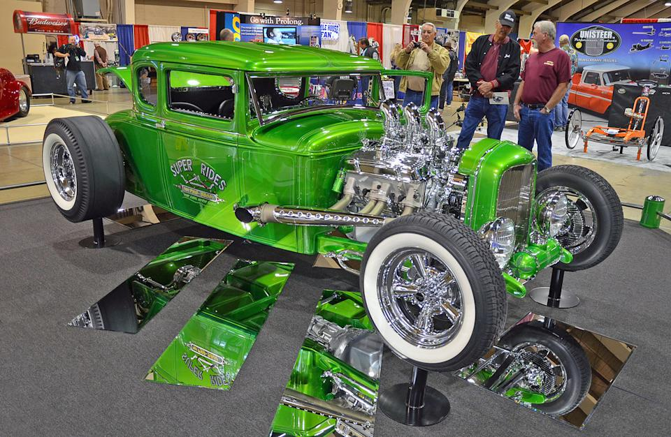 Roadster from the Grand National Roadster Show