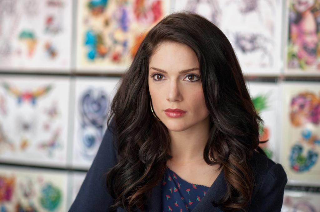 """<b>""""Made in Jersey"""" (Fall Drama)</b><br><br>""""Made in Jersey"""" stars Janet Montgomery as Martina Garretti, a young working class woman who uses her street smarts to compete as a first year lawyer among her pedigreed Manhattan colleagues at a prestigious New York law firm."""